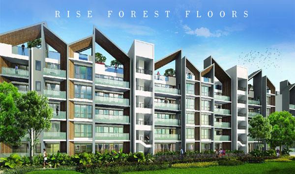 Rise Forest Floors Noida Extension