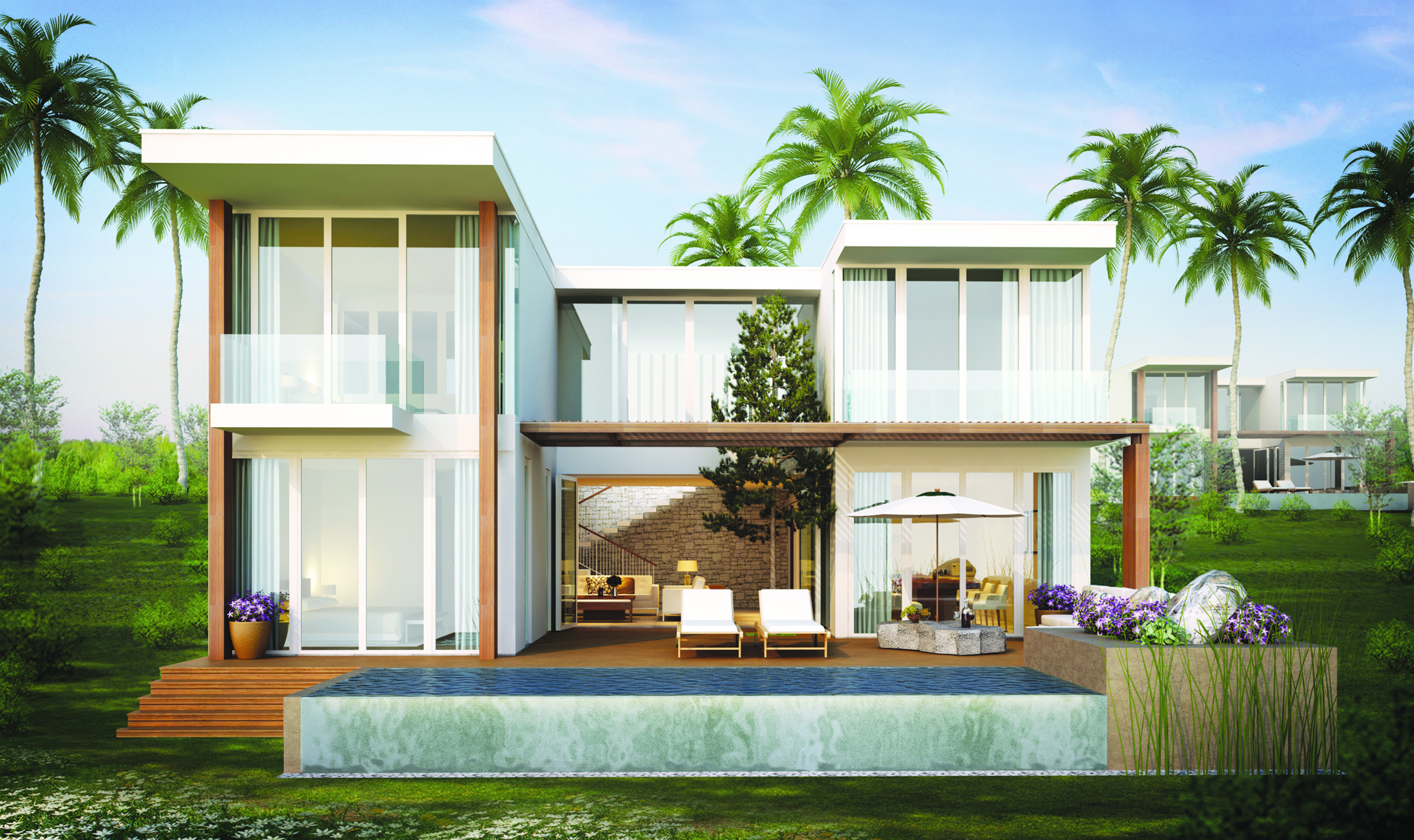 Godrej Golf Links Evoke Villas