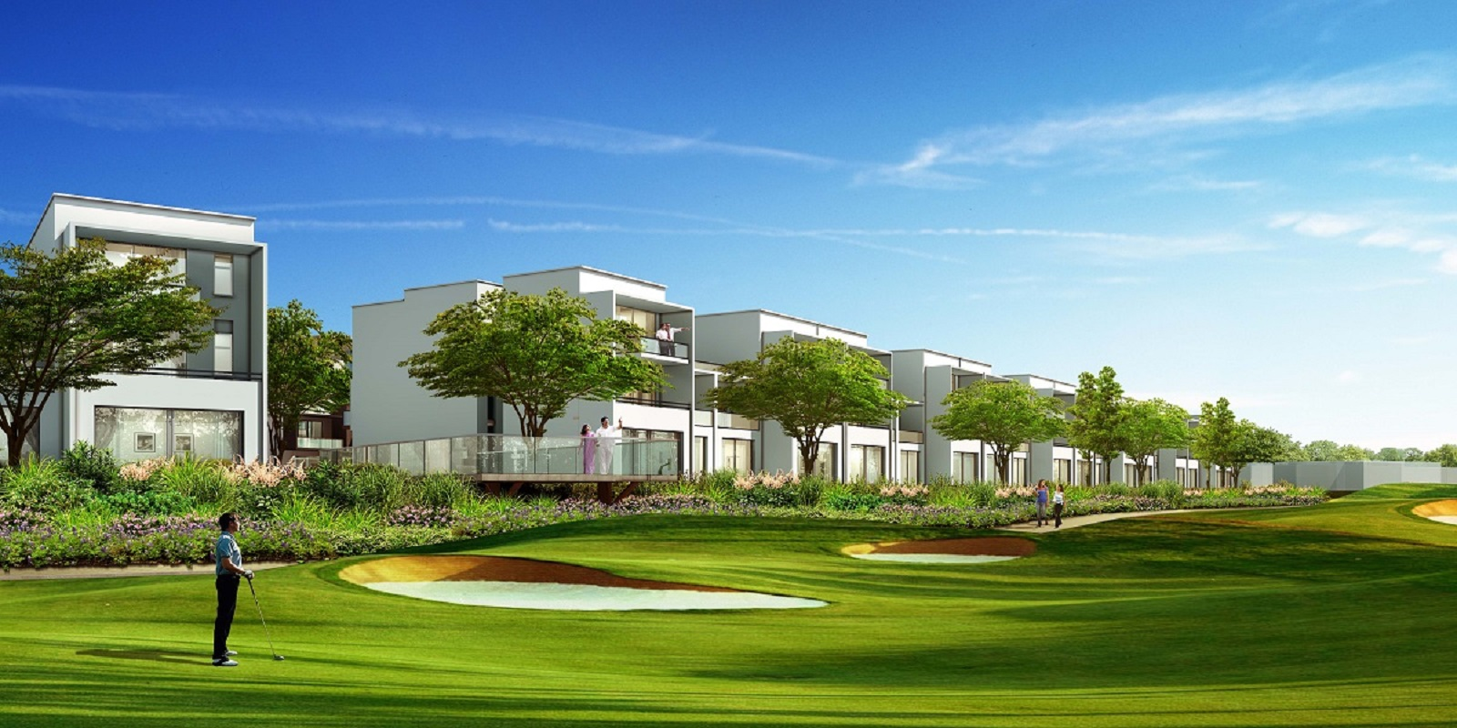 Godrej Golf Links Exquisite Villas in Sector-27 Greater Noida