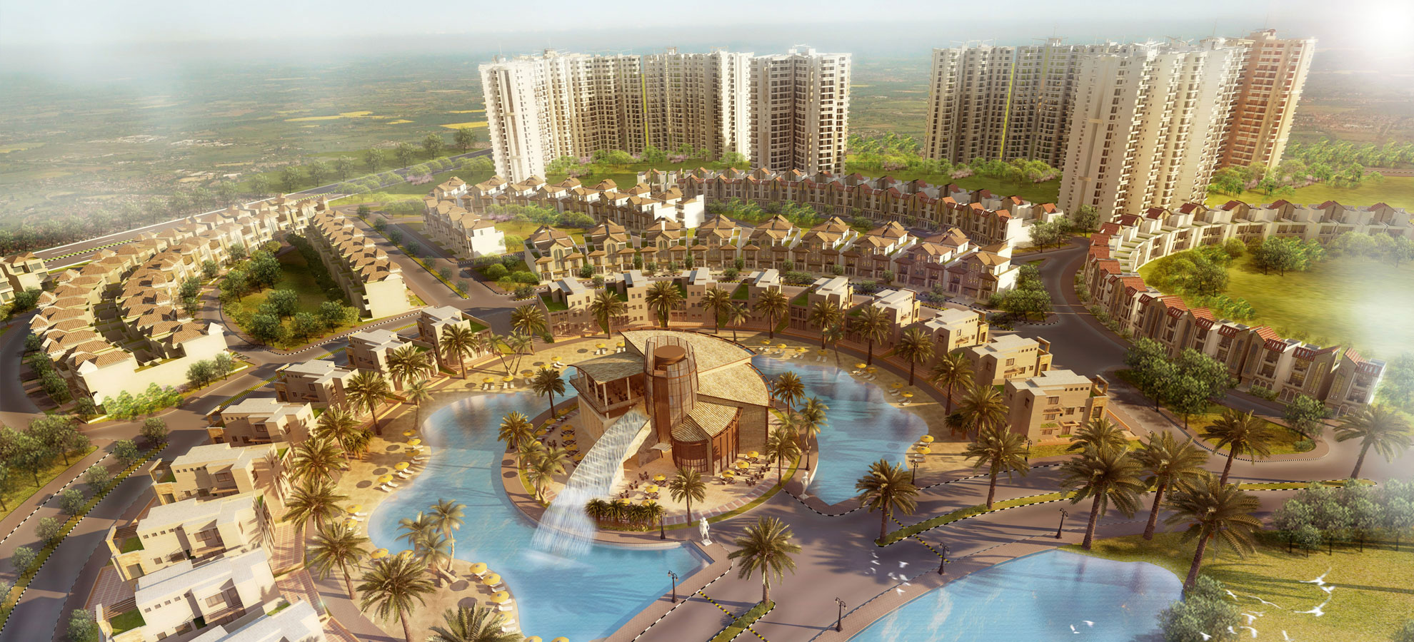 Supertech Up Country Villas Yamuna Expressway